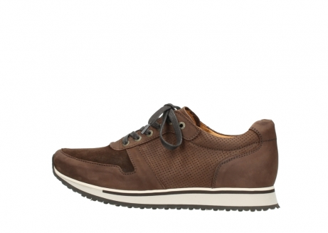 wolky veterschoenen 05850 e walk men 11430 cognac nubuck_2