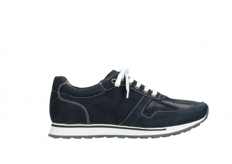 wolky lace up shoes 05850 e walk men 11800 blue stretch nubuck_13