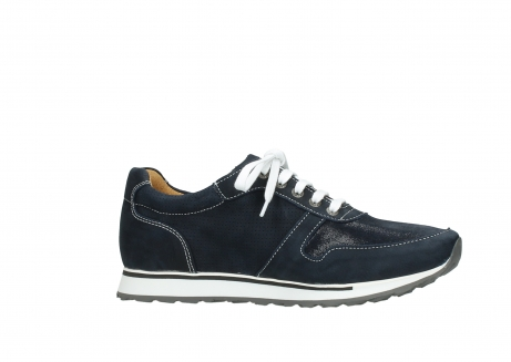 wolky lace up shoes 05850 e walk men 11800 blue stretch nubuck_14