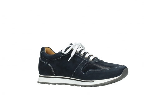 wolky lace up shoes 05850 e walk men 11800 blue stretch nubuck_15