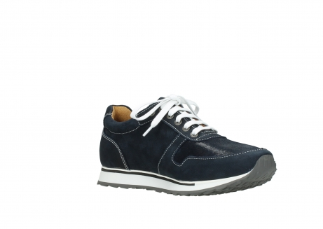 wolky lace up shoes 05850 e walk men 11800 blue stretch nubuck_16