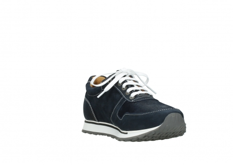 wolky lace up shoes 05850 e walk men 11800 blue stretch nubuck_17
