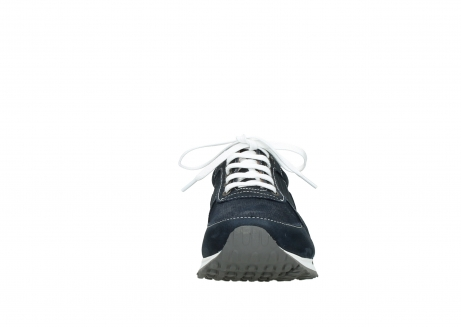 wolky lace up shoes 05850 e walk men 11800 blue stretch nubuck_19