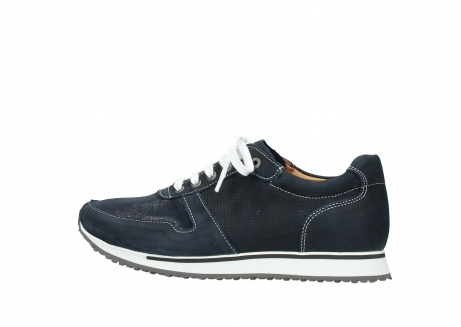 wolky comfort shoes 05850 e walk men 11800 blue stretch nubuck_2