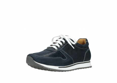 wolky lace up shoes 05850 e walk men 11800 blue stretch nubuck_22