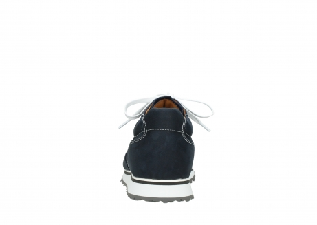wolky lace up shoes 05850 e walk men 11800 blue stretch nubuck_7