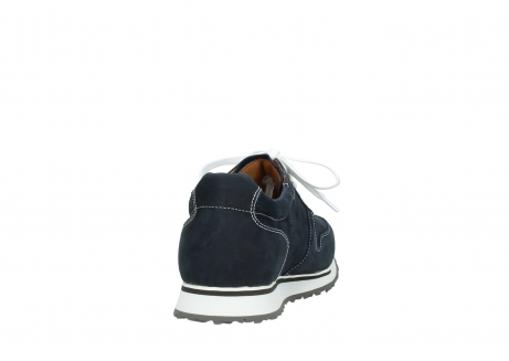 wolky lace up shoes 05850 e walk men 11800 blue stretch nubuck_8