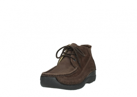 wolky lace up shoes 06200 roll moc 11300 brown nubuck_21