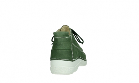 wolky lace up shoes 06200 roll moc 11720 moss green nubuck_19