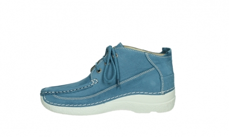 wolky lace up shoes 06200 roll moc 11856 baltic blue nubuck_13