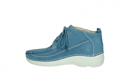 wolky lace up shoes 06200 roll moc 11856 baltic blue nubuck_14