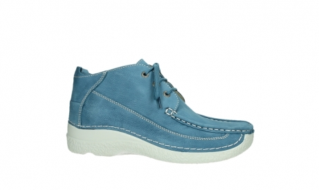 wolky lace up shoes 06200 roll moc 11856 baltic blue nubuck_2