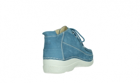 wolky lace up shoes 06200 roll moc 11856 baltic blue nubuck_21