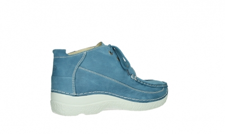 wolky lace up shoes 06200 roll moc 11856 baltic blue nubuck_23