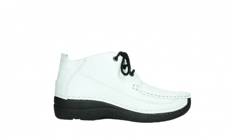 wolky lace up shoes 06200 roll moc 70100 white leather_1