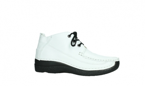 wolky lace up shoes 06200 roll moc 70100 white leather_2