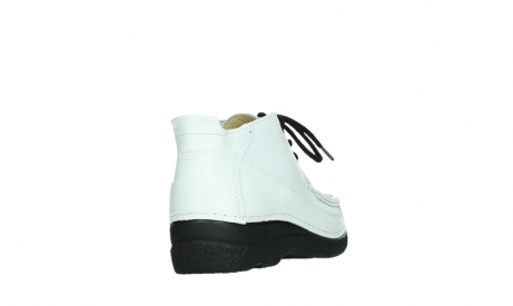 wolky lace up shoes 06200 roll moc 70100 white leather_21