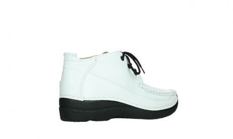 wolky lace up shoes 06200 roll moc 70100 white leather_23
