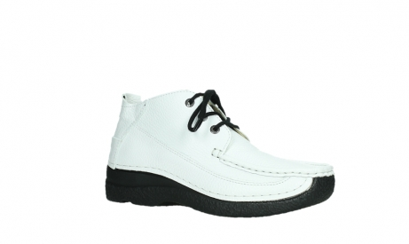 wolky lace up shoes 06200 roll moc 70100 white leather_3