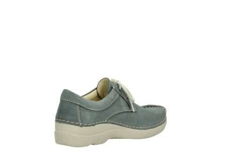 wolky lace up shoes 06286 seamy stroll 10200 grey nubuck_10