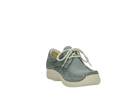 wolky lace up shoes 06286 seamy stroll 10200 grey nubuck_17