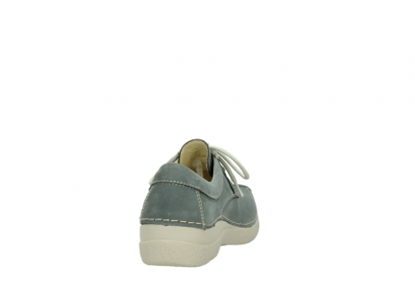 wolky lace up shoes 06286 seamy stroll 10200 grey nubuck_8