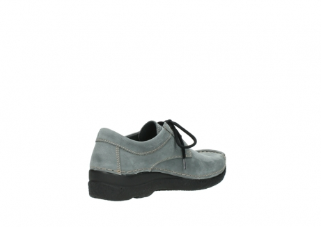 wolky lace up shoes 06286 seamy stroll 10220 grey nubuck_10