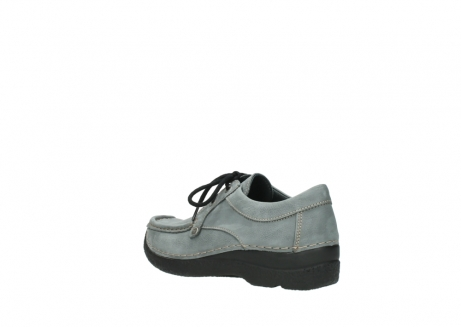 wolky lace up shoes 06286 seamy stroll 10220 grey nubuck_4