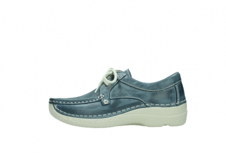wolky lace up shoes 06286 seamy stroll 30870 blue leather_1