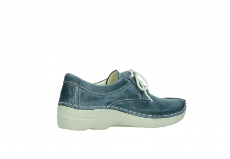wolky lace up shoes 06286 seamy stroll 30870 blue leather_11