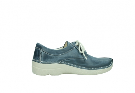 wolky lace up shoes 06286 seamy stroll 30870 blue leather_12