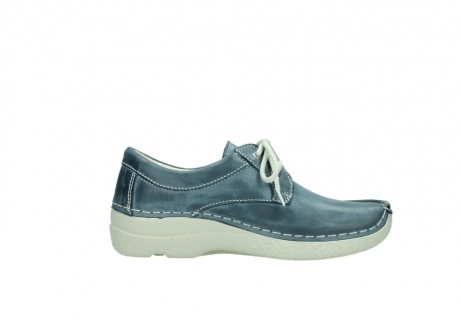 wolky lace up shoes 06286 seamy stroll 30870 blue leather_13