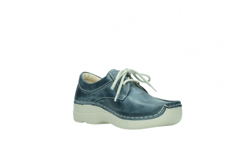 wolky lace up shoes 06286 seamy stroll 30870 blue leather_16