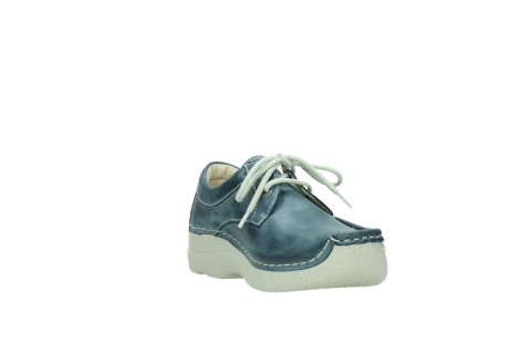 wolky lace up shoes 06286 seamy stroll 30870 blue leather_17