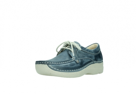 wolky lace up shoes 06286 seamy stroll 30870 blue leather_22