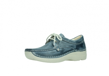 wolky lace up shoes 06286 seamy stroll 30870 blue leather_23