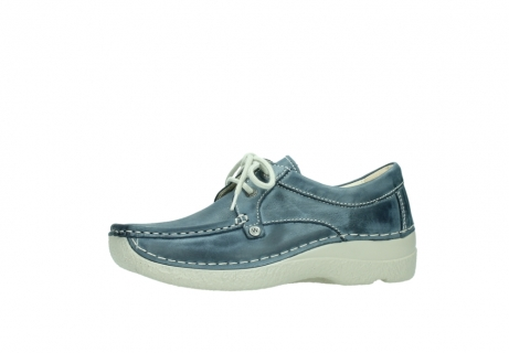 wolky lace up shoes 06286 seamy stroll 30870 blue leather_24