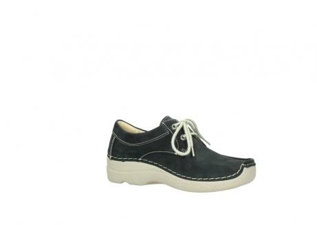 wolky lace up shoes 06286 seamy stroll 10070 black nubuck_15