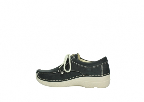 wolky chaussures a lacets 06286 seamy stroll 10070 nubuck noir_2