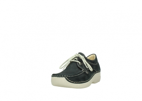 wolky chaussures a lacets 06286 seamy stroll 10070 nubuck noir_21