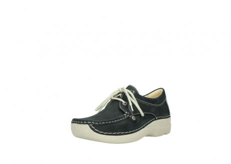 wolky lace up shoes 06286 seamy stroll 10070 black nubuck_22