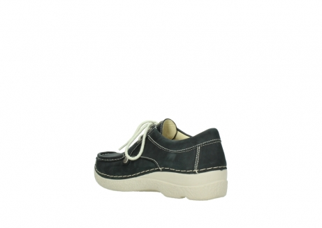 wolky chaussures a lacets 06286 seamy stroll 10070 nubuck noir_4