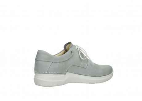wolky lace up shoes 06603 wasco 11206 light grey nubuck_11