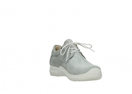wolky lace up shoes 06603 wasco 11206 light grey nubuck_17