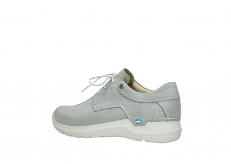 wolky lace up shoes 06603 wasco 11206 light grey nubuck_3