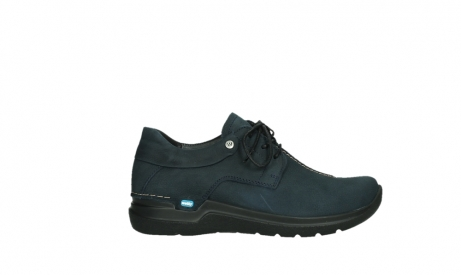 wolky lace up shoes 06603 wasco 11800 blue nubuck_1