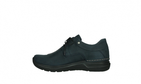 wolky lace up shoes 06603 wasco 11800 blue nubuck_13