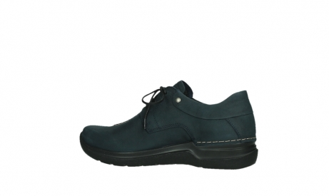 wolky lace up shoes 06603 wasco 11800 blue nubuck_14