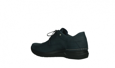wolky lace up shoes 06603 wasco 11800 blue nubuck_15