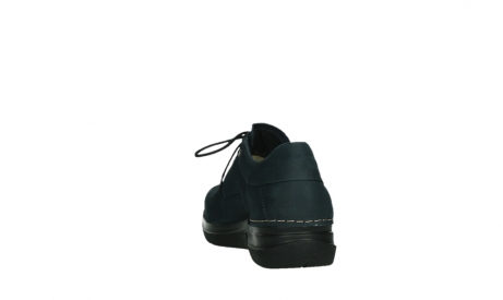 wolky lace up shoes 06603 wasco 11800 blue nubuck_18